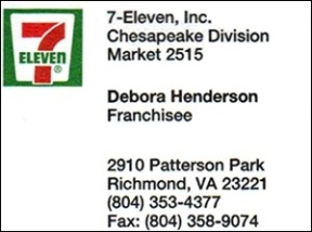 Henderson, Debora 405123 - Business