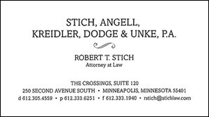 Stich, Robert - B.Card
