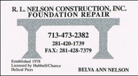 Nelson, Belva Ann - logo