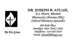 Atuah, Joseph - b.card
