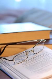 writing_glassesandbook