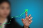 business-sales-arrow-chart-woman-marketing