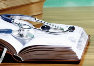 health-care-stethoscope-medical-books-files