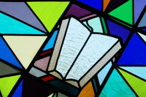 religion_stained_glass_book