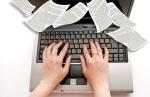 writer-typing